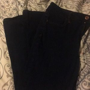 American Eagle High Rise Jegging Crop Jeans Size12
